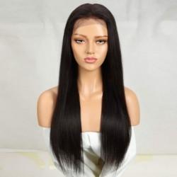 DÉBUT Human Hair Wigs Lace...