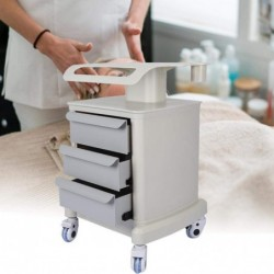 Salon Trolley Cart with 3...