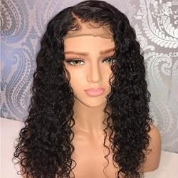 LIAZAHAIR Short Deep Curly...