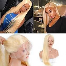 613 Human Hair Wigs 13x4...
