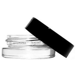 7-Milliliter Glass Jars...