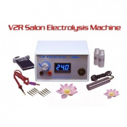 V2R Galvanic Electrolysis...