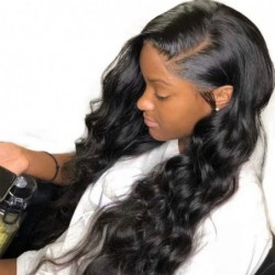 Dolago 360 Lace Frontal Wig...