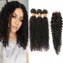 9A Brazilian Hair 3 Bundles...