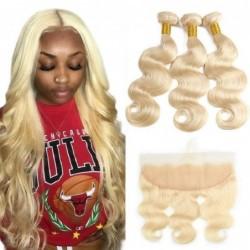 Blonde Bundles Body Wave...