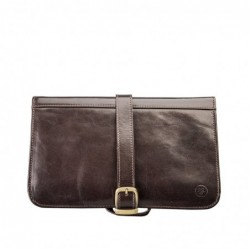 Maxwell Scott Men's Leather...