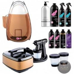 Aura Allure Spray Tanning...