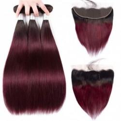 Ombre Peruvian Hair Bundles...