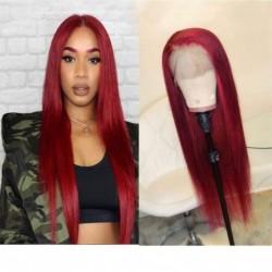 Wicca pelo rojo aspecto...