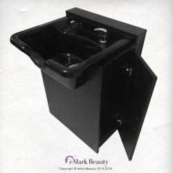 Black Square ABS Plastic...