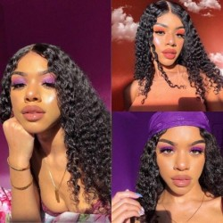 360 Deep Wave Lace Frontal...