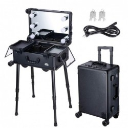 AW Rolling Makeup Case with...
